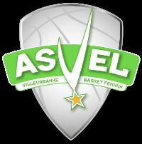 Logo ASVEL FEMININ BASKET