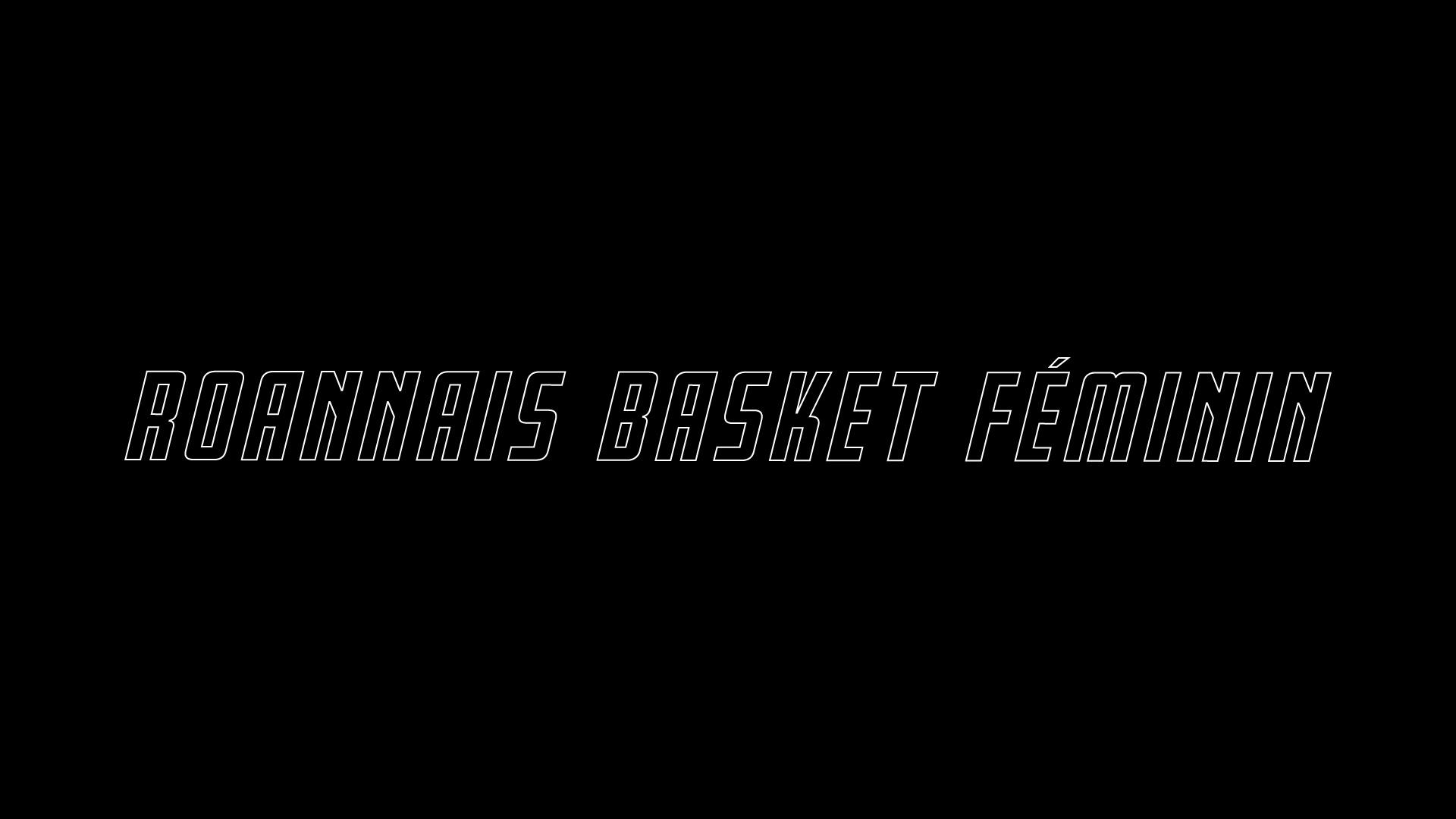 Site Roannais Basket Féminin