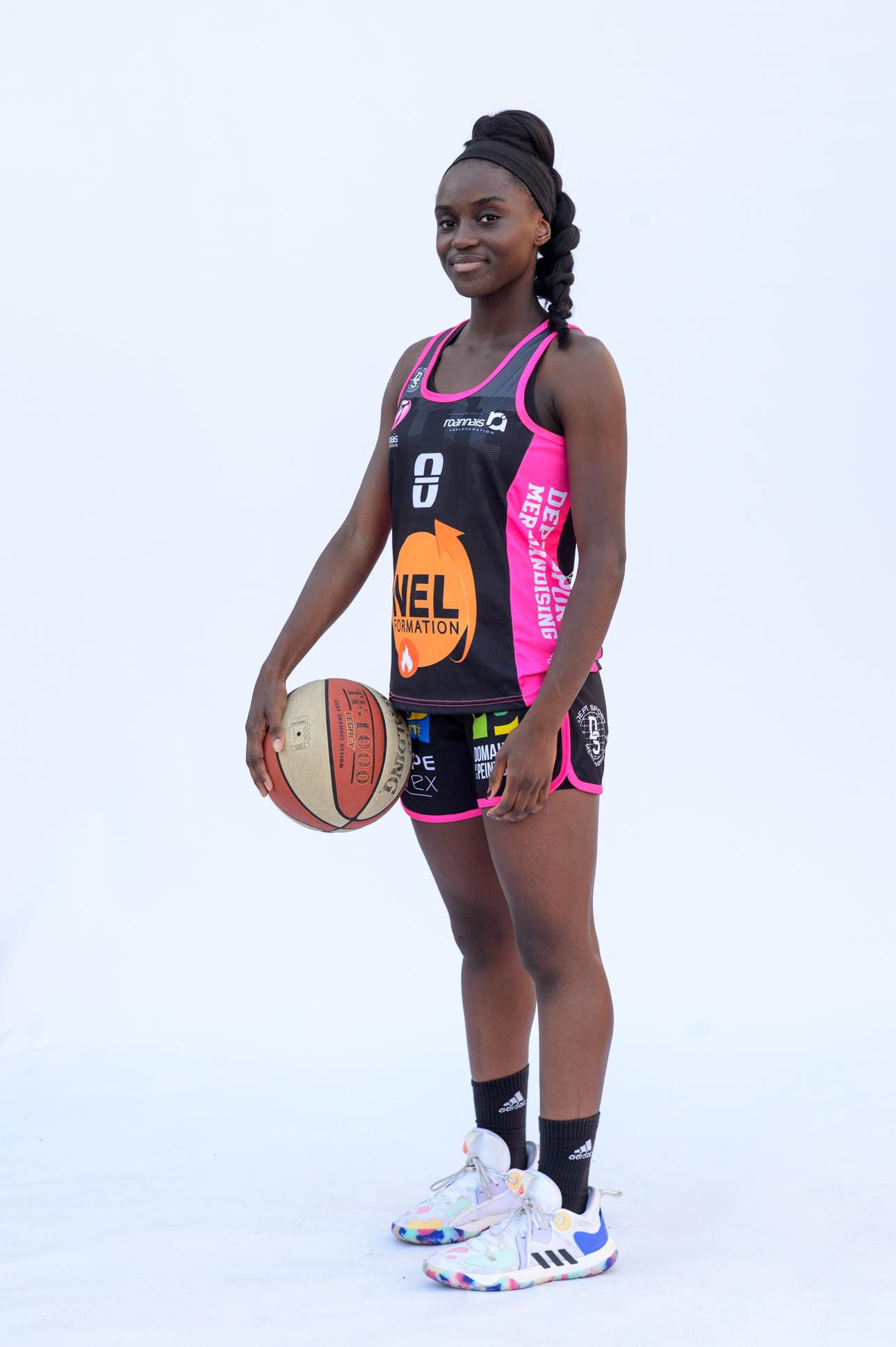 N°8 - NGANFINA Dorcas